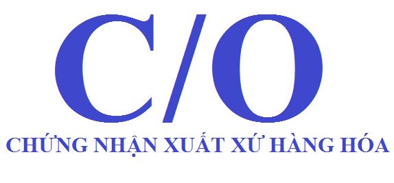 THÔNG TIN CẦN THIẾT VỀ C/O